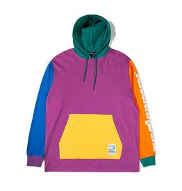 Crane Hooded L/S T-Shirt