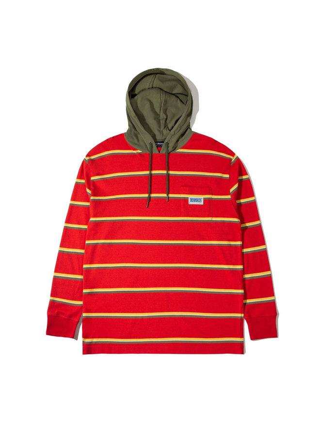 Ridge Hooded L/S T-Shirt