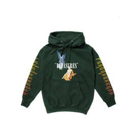 Pleasures Return Premium Hoodie