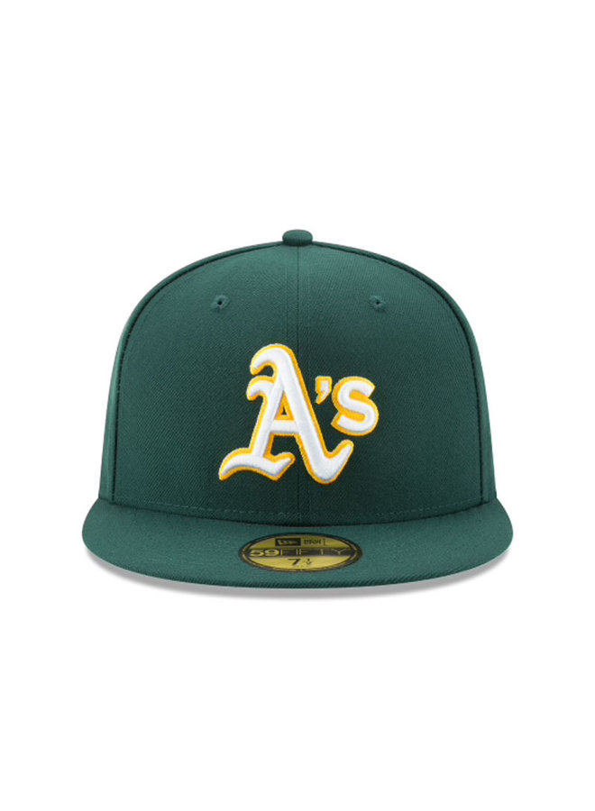 Oakland Athletics Authentic Collection 59FIFTY Fitted