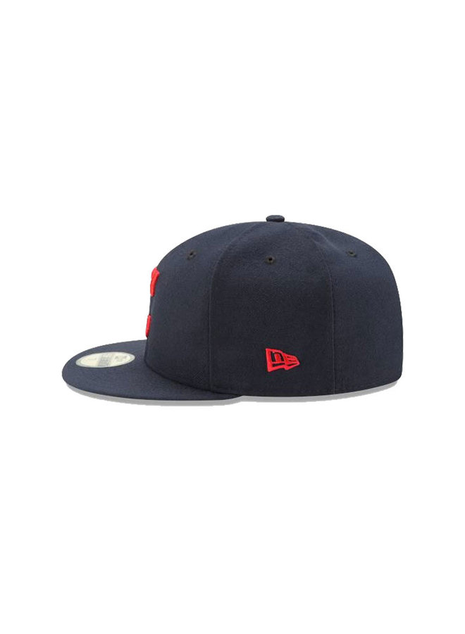 Cleveland Indians Authentic Collection 59FIFTY Fitted