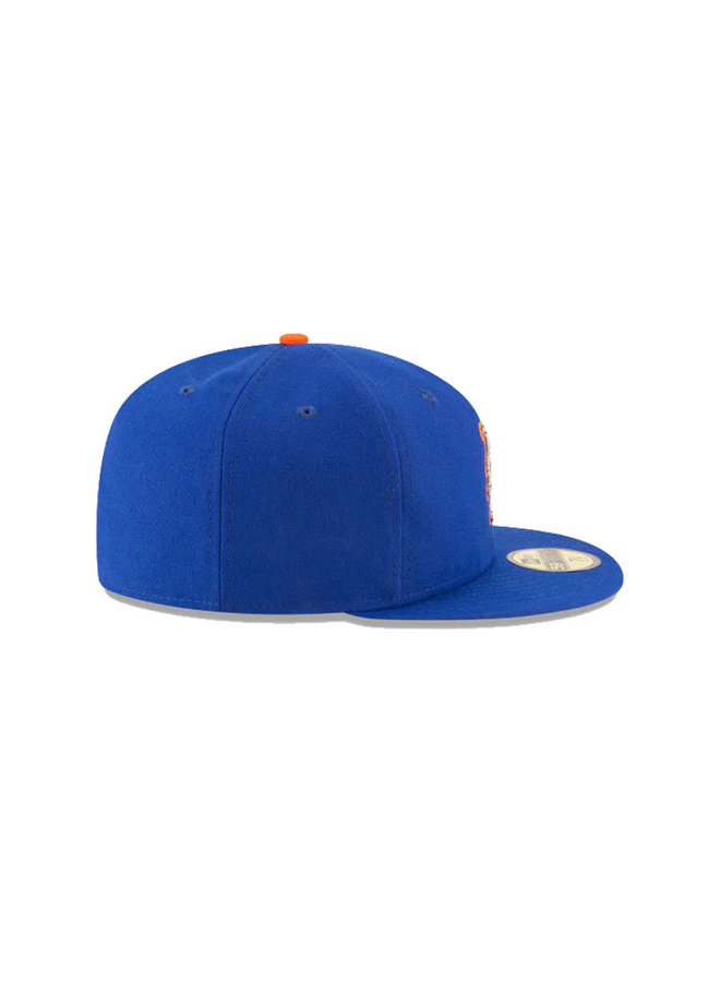 New York Mets Authentic Collection 59FIFTY Fitted