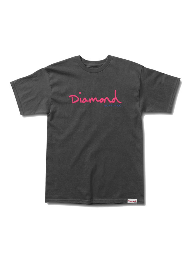 OG Script (Puff Print) T-Shirt