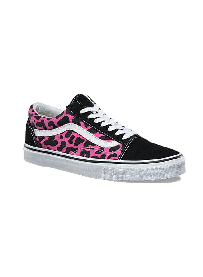 Old Skool (Leopard) Pink