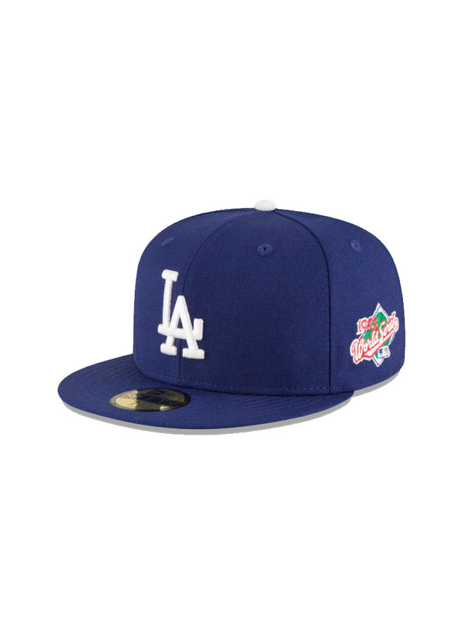 Los Angeles Dodgers 1988 World Series Wool 59FIFTY Fitted