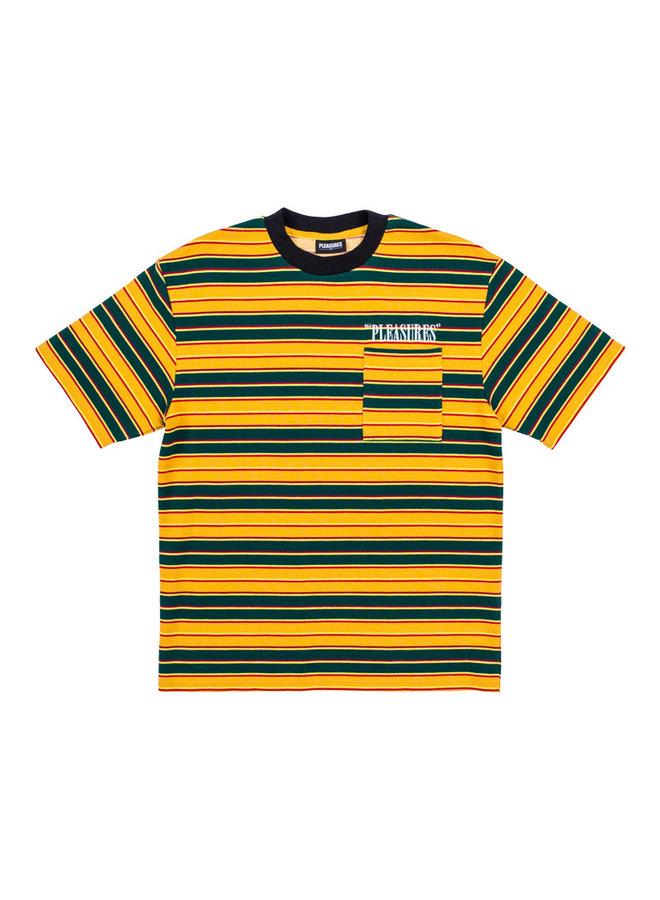 Chainsmoke Stripe Shirt
