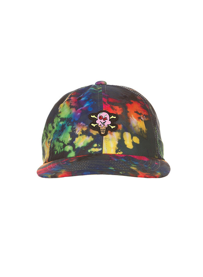 Cone and Bones Polo Hat