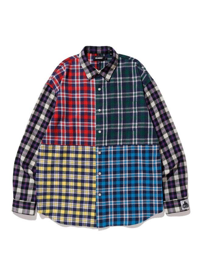 Patchwork Shirt
