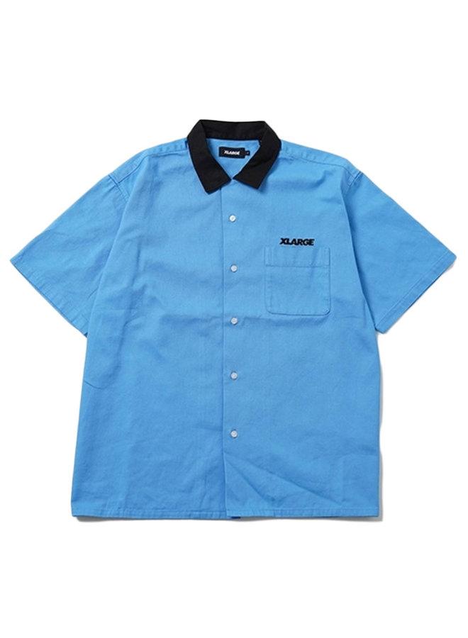 2 Tone Open Color Shirt