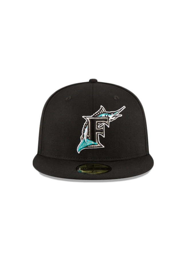 Florida Marlins 1997 WS Wool 50Fifty Fitted