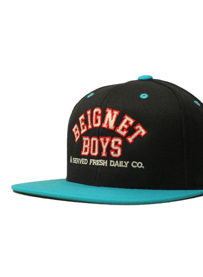 League Snapback Hat