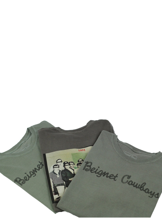 Cowboy Hand Dyed T-Shirt