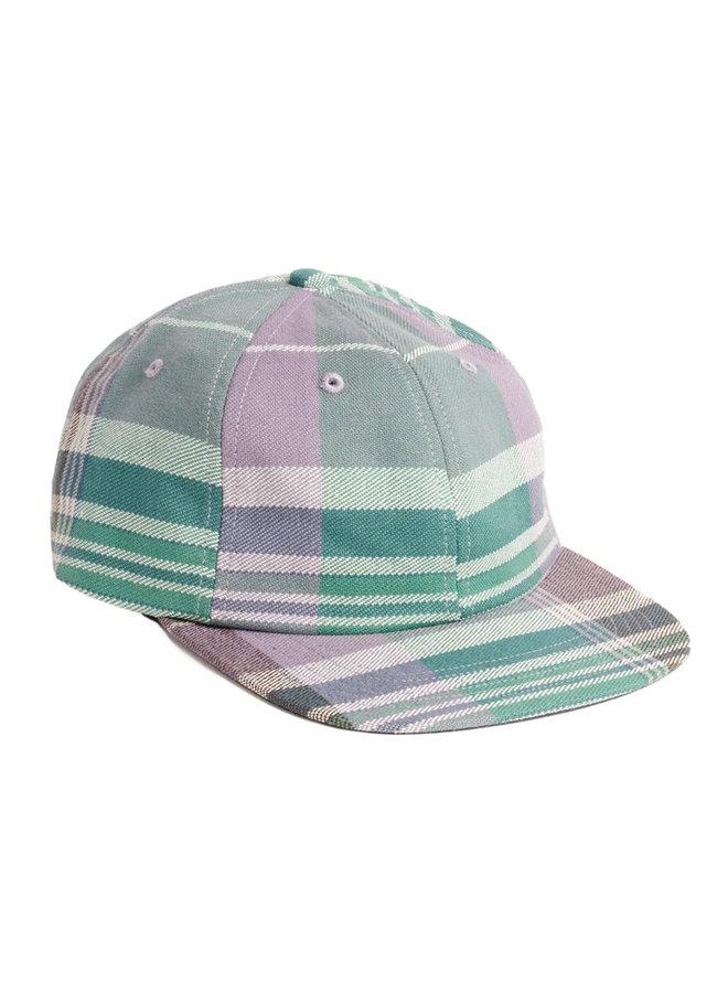 Plaid Polo Hat