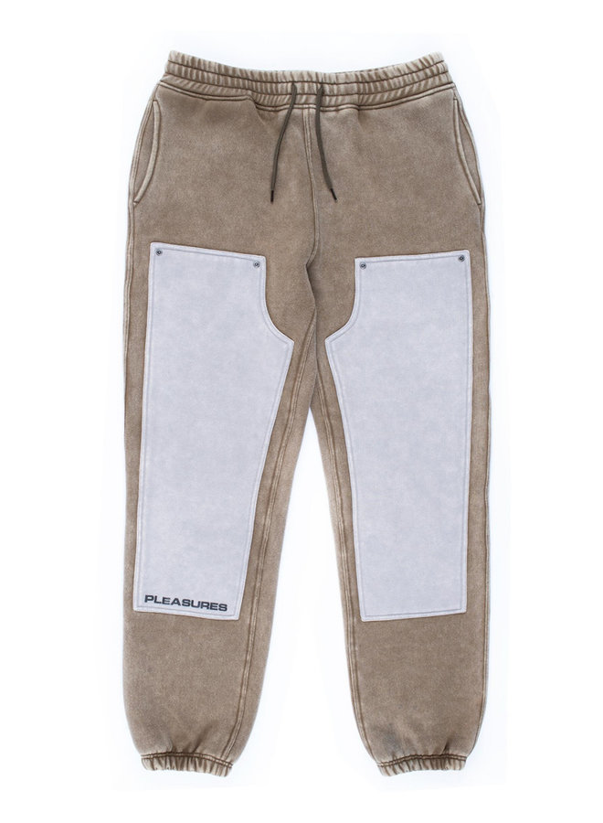 Burn Out Dyed Sweatpant