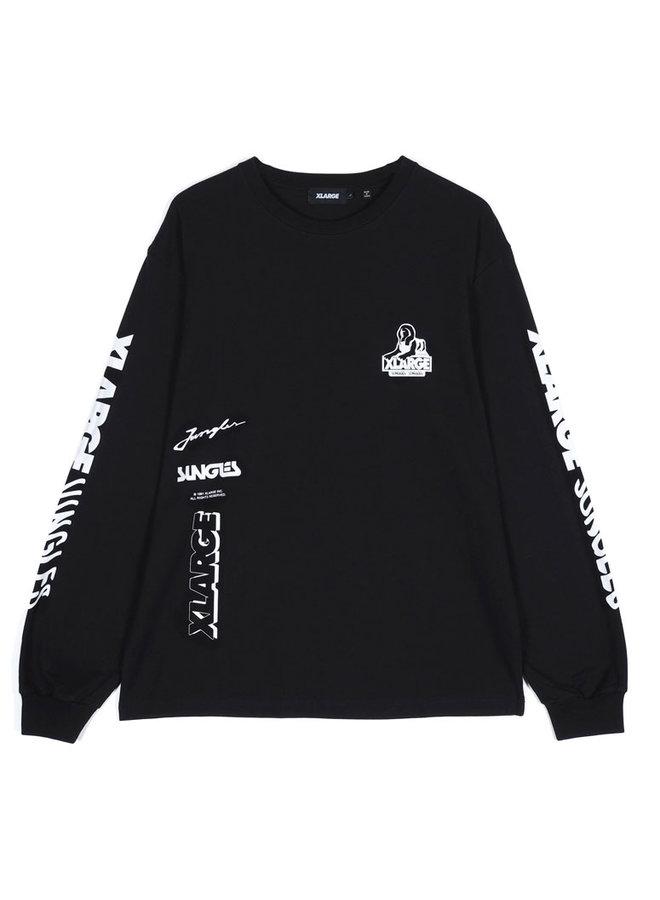 x Jungles OG Sphinx Logo L/S T-Shirt
