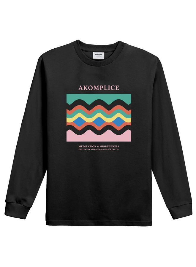 Astrological Travel Long Sleeve T-Shirt
