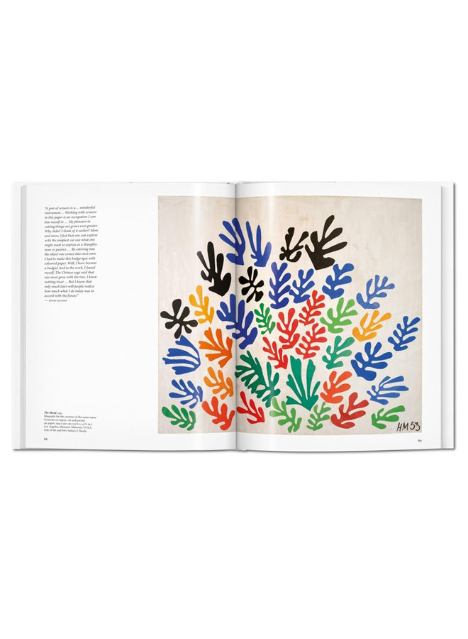 Matisse Cut Outs