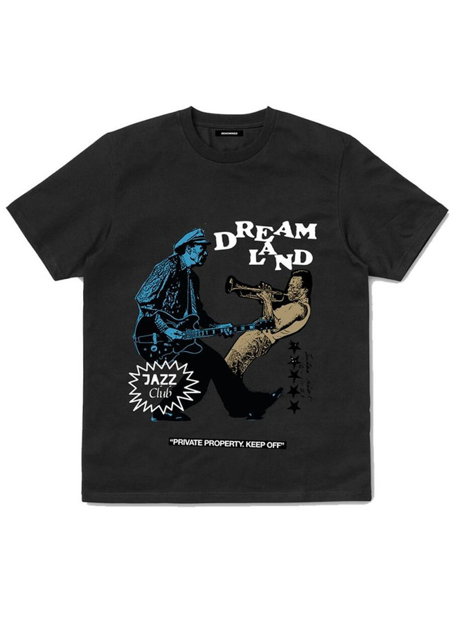 Dreamland Jazz Club T-Shirt