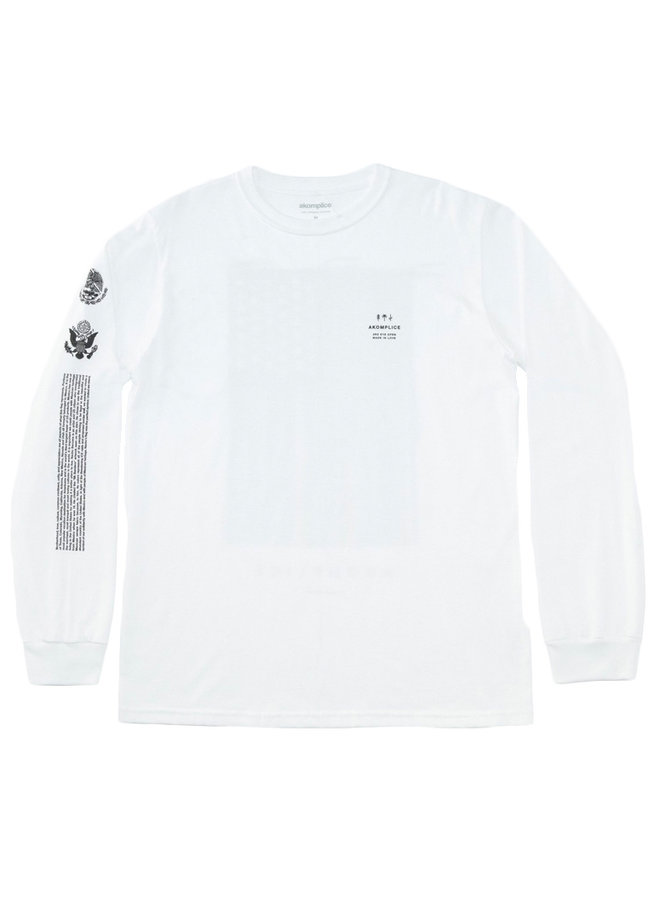 Mi Bandera Long Sleeve T-Shirt