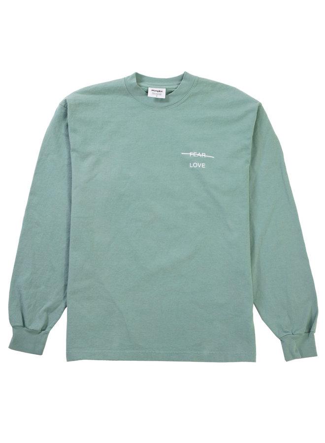 Love Over Fear Longsleeve T-Shirt
