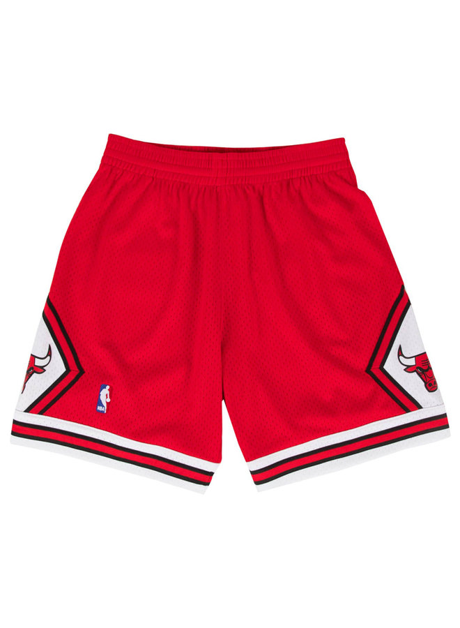 Swingman Shorts Chicago Bulls Road 1997-98