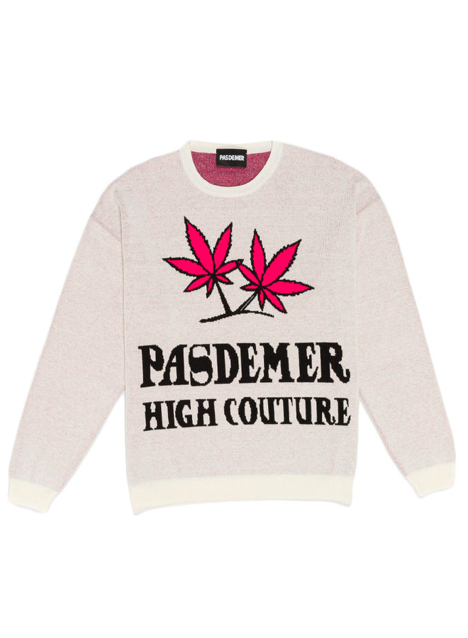 High Couture Knit Crewneck