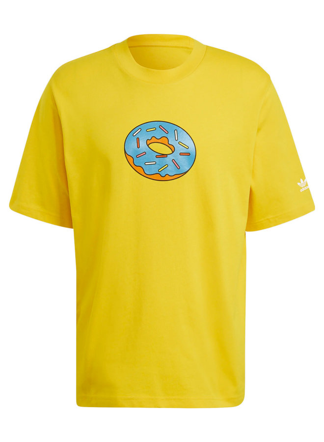 x The Simpsons Donut T-Shirt