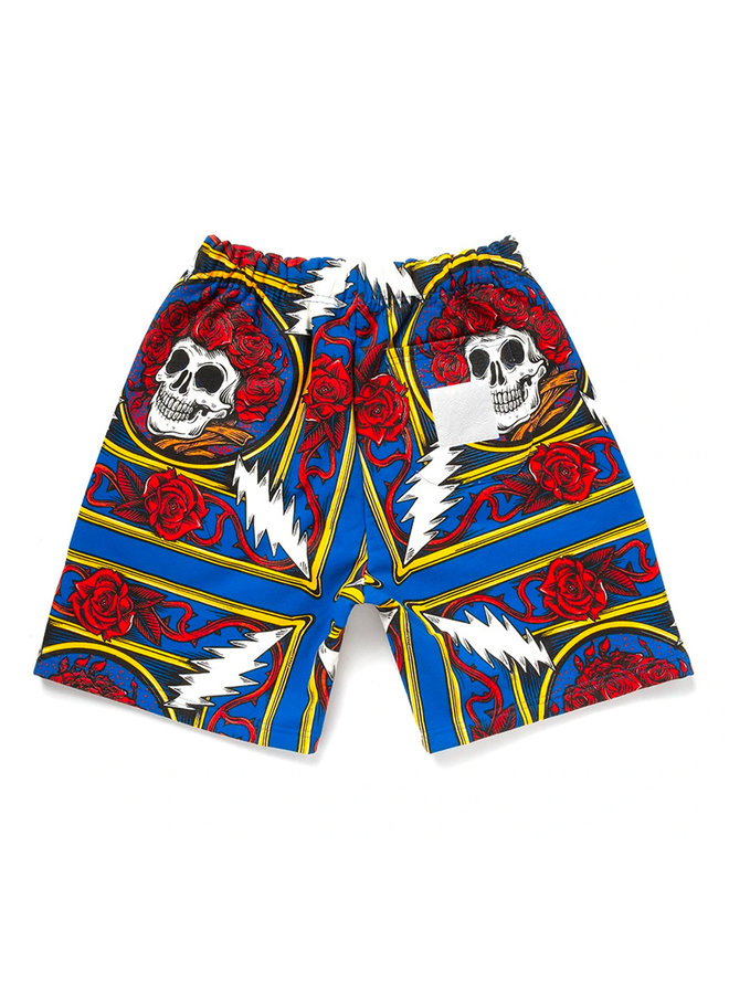 Border Bandana Shorts