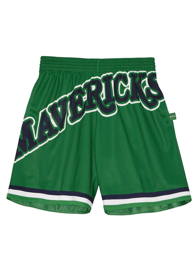 Big Face 2.0 Shorts Dallas Mavericks