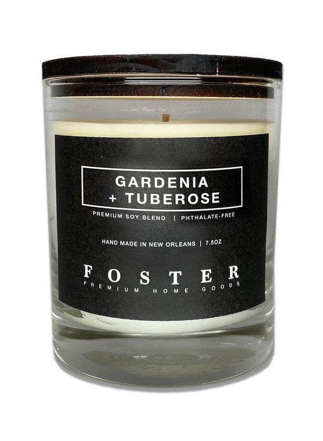 Premium Soy Candle Gardenia + Tuberrose
