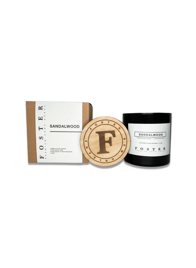 Premium Soy Candle Sandalwood