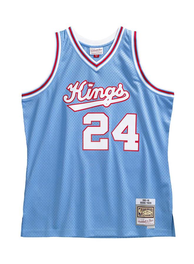 Swingman Jersey Sacramento Kings 1985-86 Reggie Theus