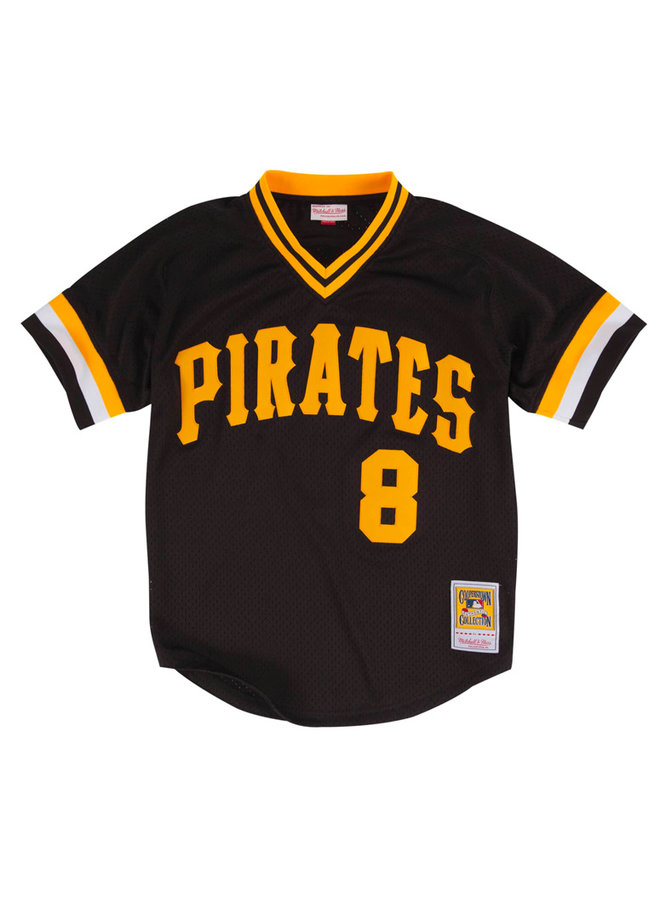 Authentic BP Jersey Pittsburgh Pirates 1982 Willie Stargell