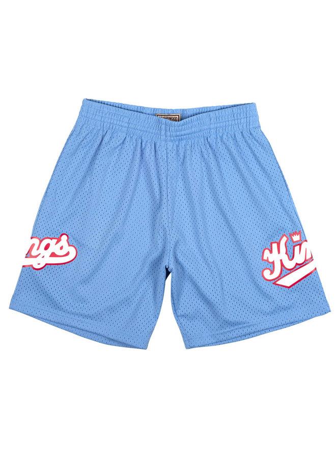 Swingman Shorts Sacramento Kings 1985-86