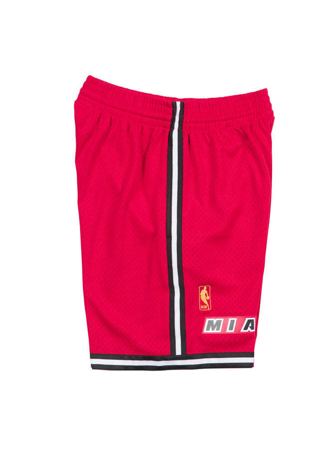 Swingman Shorts Miami Heat Alternate 1996-97