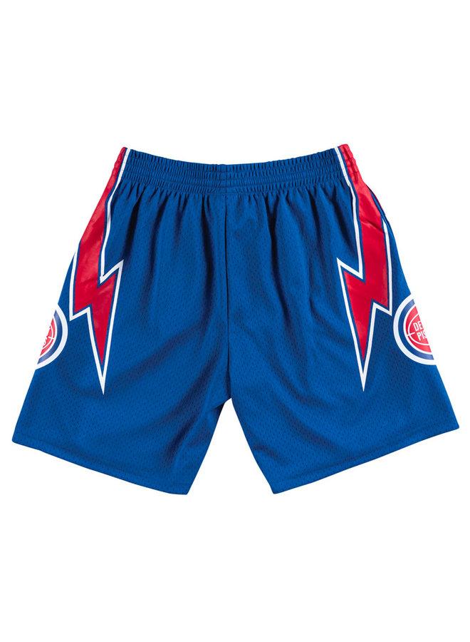 Swingman Shorts Detroit Pistons Road 1978-79
