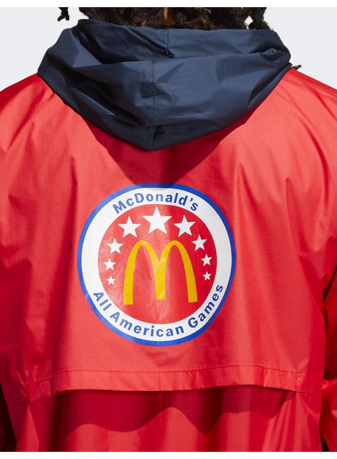 x Eric Emanuel McDonald's Hoodie