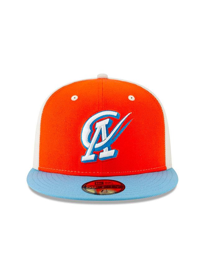 Oklahoma Dodgers (Cielo Azul de Oklahoma) 59Fifty Fitted