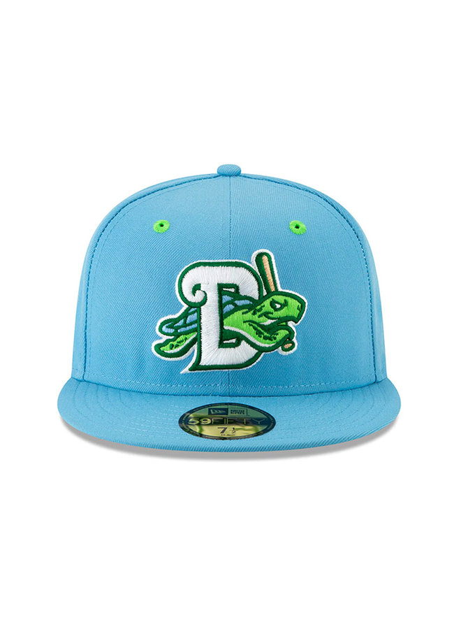 Daytona Tortugas 59Fifty Fitted