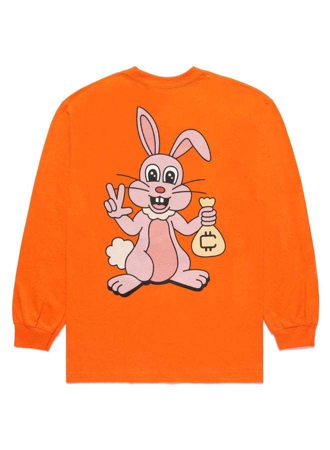 Cokane Rabbit Long Sleeve T-Shirt