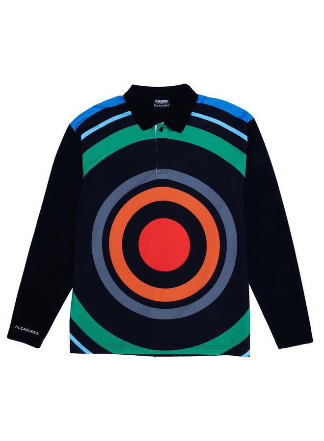Blue Monday Polo Shirt