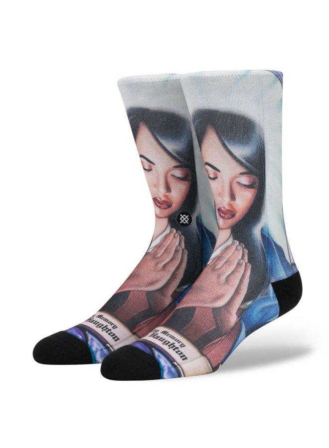 Praise Aaliyah Socks