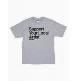 Acrylick Support Locals T-Shirt
