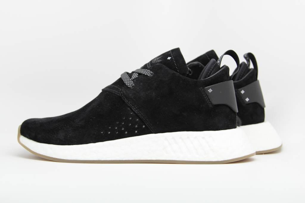 5af38dd1a2651 Adidas NMD C2 - Black (BY3011) - FOSTER