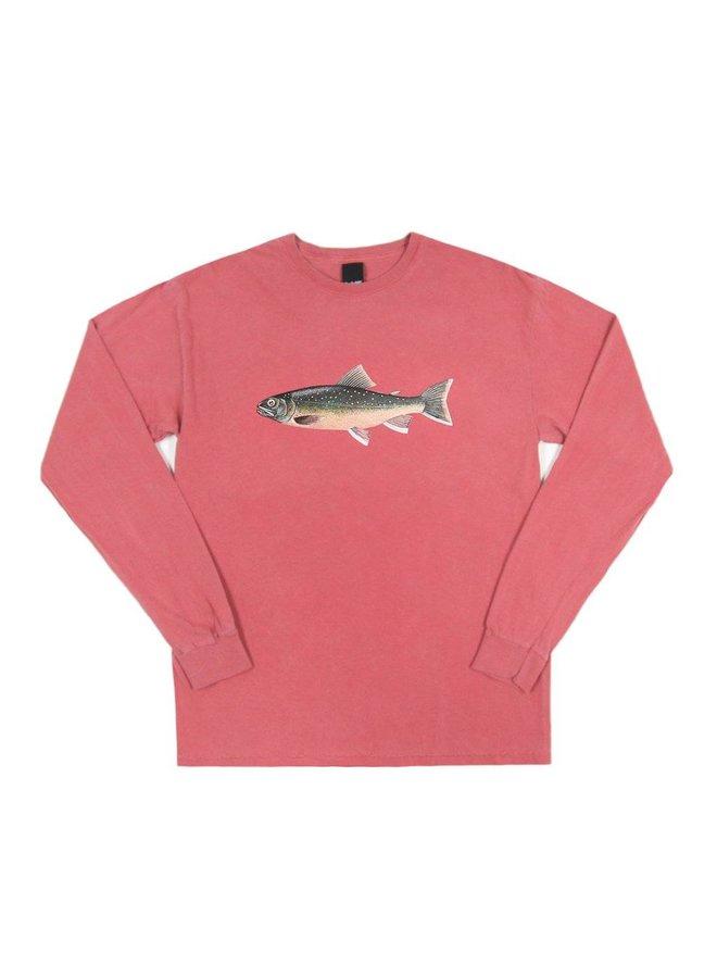 Brook Trout L/S T-Shirt