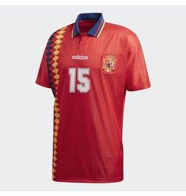 Adidas Spain Football Jersey
