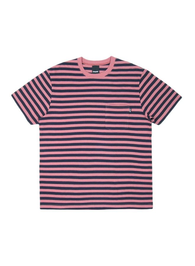 Nautical Stripe Pocket T-Shirt