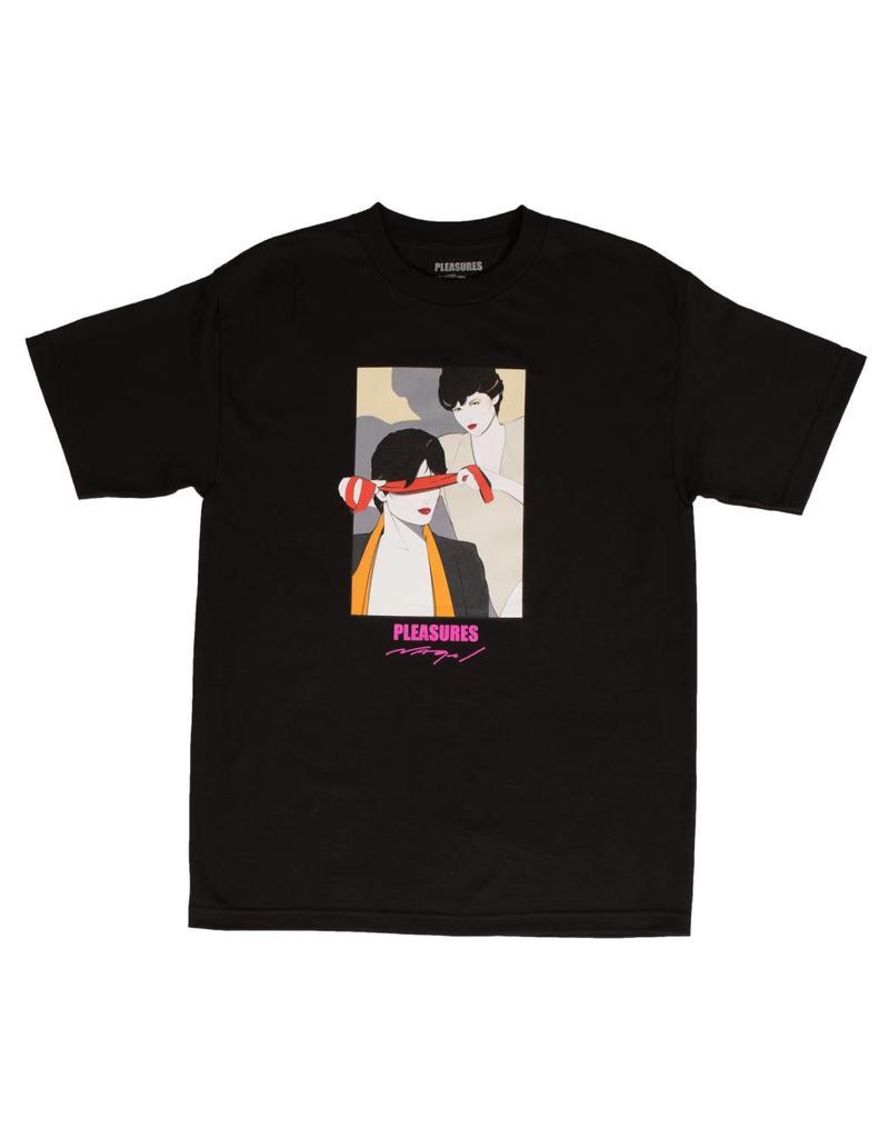 Pleasures Blindfold T-Shirt
