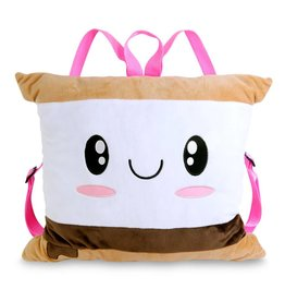 S'Mores Plush Backpack