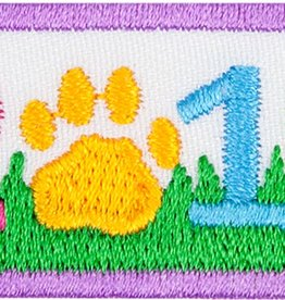 LITTLE BROWNIE BAKER 2019 Year Bar Patch